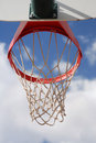 Hoop Dreams Royalty Free Stock Photo
