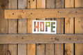 Hope Stock Photography