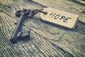 Hope Royalty Free Stock Photo