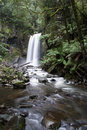 Hopetoun falls great otway national park australia Stock Images