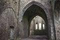 Hore Abbey in Cashel, Ireland Royalty Free Stock Photo