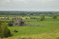 Hore abbey cashel ireland ruins of the th century on the plains of tipperary Stock Photos