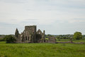 Hore abbey cashel ireland ruins of the th century on the plains of tipperary Stock Photo