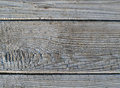 Horisontal beige grey old plank texture - old wood background Royalty Free Stock Photo