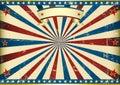 Horizontal Textured American B...