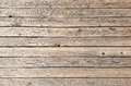 Horizontal Wooden Planks Deck Texture Background Royalty Free Stock Photo