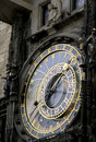 Horloge astronomique Prague Photographie stock