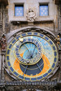 Horloge de Prague, Prague Images stock