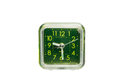 Horloge en plastique Photo stock