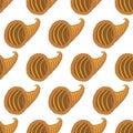 Horn of plenty pattern