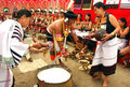 Hornbill Festival of Nagaland-India. Royalty Free Stock Image