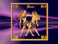 Horoscope, Gemini. Stock Photos
