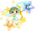 Horoscope ~Sagittarius~ Royalty Free Stock Photo