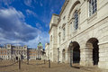 Horse Guards Parade buildings, London, UK Royalty Free Stock Photo