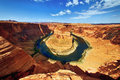 The Horse Shoe Bend Royalty Free Stock Photo