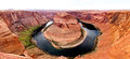 Horse Shoe at the Grand Canyon Royalty Free Stock Image