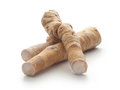 Horseradish root Royalty Free Stock Photo