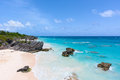 Horseshoe Bay, Bermuda Royalty Free Stock Images