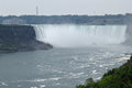 Horseshoe Fall Niagara Falls Ontario Canada Royalty Free Stock Photo