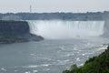 Horseshoe Fall Niagara Falls Ontario Canada Royalty Free Stock Photo