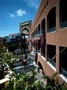 Horton Plaza, San Diego Royalty Free Stock Images
