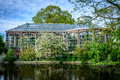 Hortus botanicus amsterdam s most famous botanical garden near the city center Stock Photography