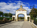 Hoshivskyy monastery in transcarpathia greek catholic the ivano frankivsk region ukraine Royalty Free Stock Images