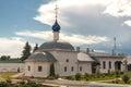 Hospital church of the Kazan Mother of God in Fedorovsky convent Pereslavl-Zalessky