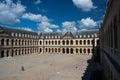 Hospital les invalides Paris Royalty Free Stock Photo