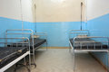 Hospital room in the senegal capital Stock Photos