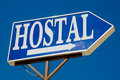 Hostal Royalty Free Stock Photography