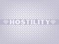 Hostility Royalty Free Stock Photo