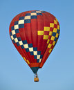 Hot air balloon Royalty Free Stock Images