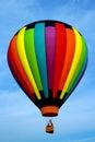 Horký vzduch balón