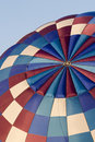 Hot air balloon abstract Royalty Free Stock Photography
