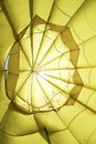 Hot air balloon detail of a Royalty Free Stock Photography