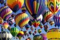 Horký vzduch balónem