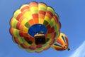 Hot air balloons 4 Stock Photos