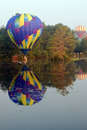 Hot air balloons Royalty Free Stock Photo