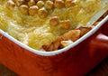 Hot Algerian Lasagna Royalty Free Stock Photo