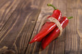 Hot cili peppers spiciness Royalty Free Stock Photo