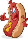 Hot Dog Thumbs Up