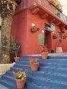 hot Mediteranean colours