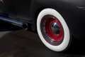 Hot rod image of a s detail Royalty Free Stock Images