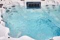 Hot tub. Royalty Free Stock Photo