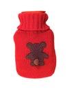 Hot Water Bottle Stock Photo