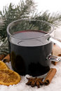 Hot wine Stock Photos