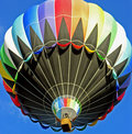 Hotair Balloon #4 Stock Image