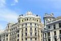 Hotel ADA Palace, Madrid, Spain Royalty Free Stock Photo