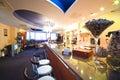 Image : Hotel bar arab red